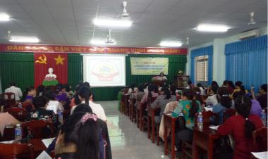 Hội thảo tuyên truyền